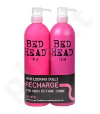 Tigi (750ml Recharge šampūnas + 750ml Recharge kondicionierius) Bed Head Recharge High Octane šampūnas, 1500ml, kosmetika moterims