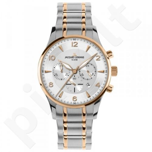 Vyriškas laikrodis Jacques Lemans 1-1654P