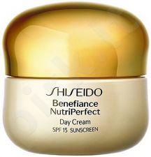 Shiseido Benefiance NutriPerfect, dieninis kremas moterims, 50ml