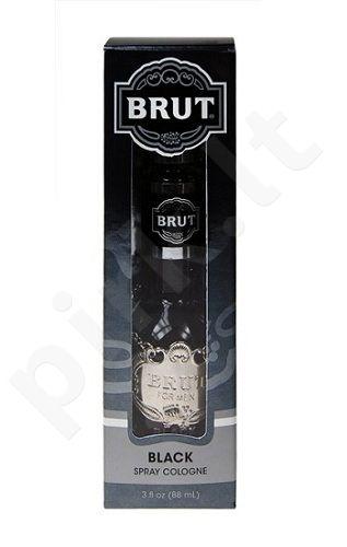 Brut Black, odekolonas (EDC) vyrams, 88 ml