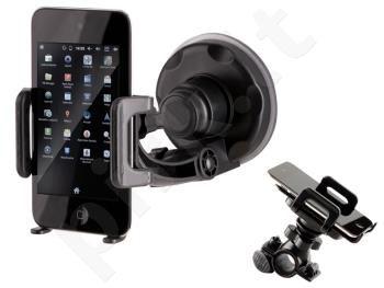 Laikiklis Tracer Phone P10 ( prie stiklo/dviračio )