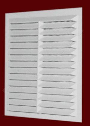 Grotelė ventiliacinė 195x195 klijuojama