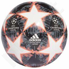 Futbolo kamuolys adidas Finale 18 Cap CW4127