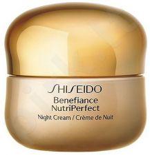Shiseido Benefiance, NutriPerfect Night Cream, naktinis kremas moterims, 50ml
