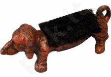 Šuo šepetys 12x31x12cm