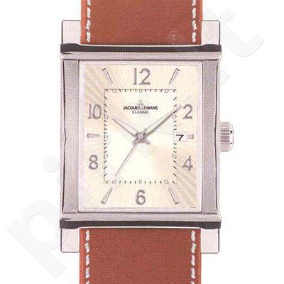 Vyriškas laikrodis Jacques Lemans 1-1297B