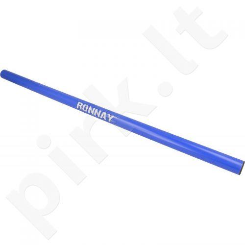 Lazda mankštai Ronnay 120cm mėlyna