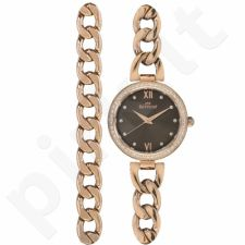 Moteriškas laikrodis BELMOND CRYSTAL CRL574.440