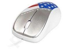 Pelė Tracer Amerikana USB