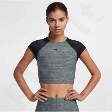 Marškinėliai treniruotėms Nike Pro Top W 889797-382