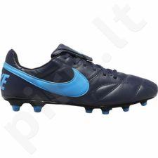 Futbolo bateliai  Nike The Premier II FG M 917803 440
