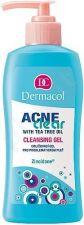Dermacol AcneClear valomasis veido gelis, 200ml, kosmetika moterims