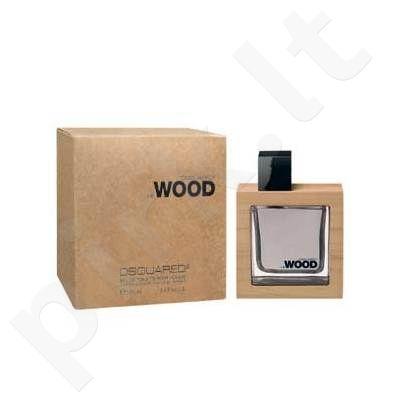 Dsquared2 Wood, tualetinis vanduo vyrams, 30ml