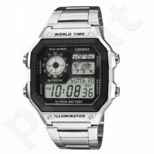 Vyriškas laikrodis Casio AE-1200WHD-1AVEF