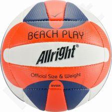 Kamuolys paplūdimio tinkliniui Allright Beach Play VBV504
