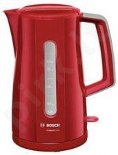 Virdulys Bosch TWK 3A014 |Raudonas