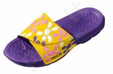 Šlepetės vaik. 90019 77 28 purple