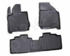 Guminiai kilimėliai 3D CADILLAC SRX 2010->, 3 pcs. /L05013