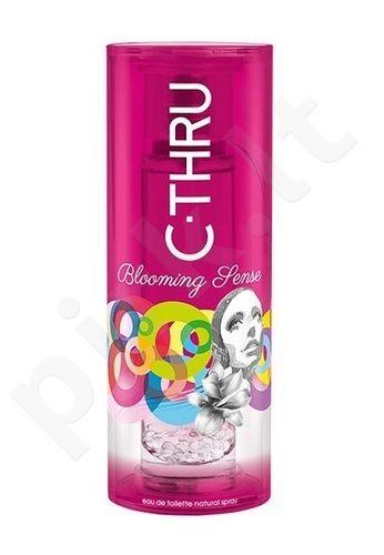 C-THRU Blooming Sense, tualetinis vanduo moterims, 50ml