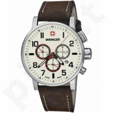Vyriškas laikrodis WENGER COMMANDO CHRONO 01.1243.105