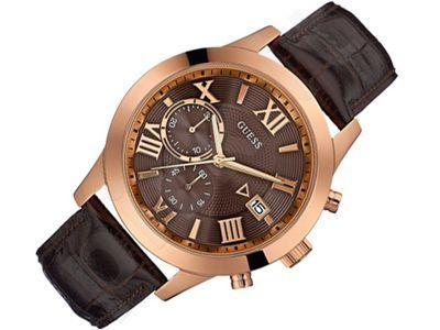 Guess Atlas W0669G1 vyriškas laikrodis-chronometras