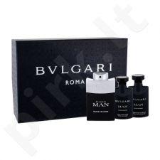 Bvlgari Man Black Cologne rinkinys vyrams, (EDT 60 ml + losjonas po skutimosi 40 ml + dušo želė 40 ml)