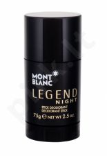 Montblanc Legend Night, dezodorantas vyrams, 75ml