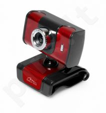 Web kamera Media-Tech SETH 2.0, 2 Mpix (1600x1200 dpi), mikrofonas