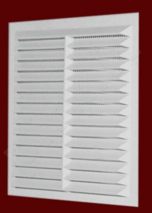 Grotelė ventiliacinė 140x140 klijuojama