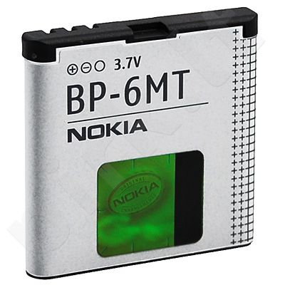 Nokia BP-6MT baterija juoda