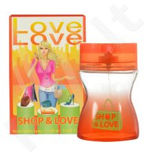 Morgan Love Love Shop & Love, EDT moterims, 100ml, (testeris)