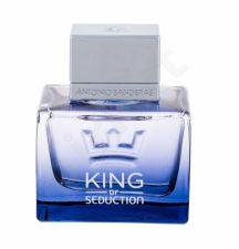 Antonio Banderas King of Seduction, tualetinis vanduo vyrams, 50ml