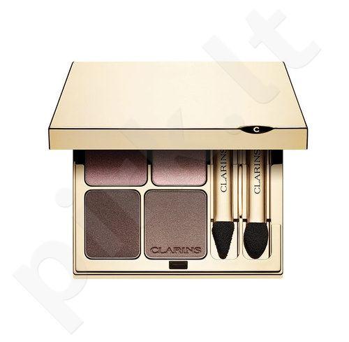 Clarins Eye Quartet Mineral Palette, kosmetika moterims, 5,8g, (05 Violet)