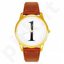 Stilingas laikrodis NUMBER ONE ML001
