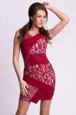 Emamoda suknelė - bordinė 9914-3