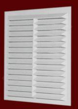 Grotelė ventiliacinė 250x250 klijuojama D250RW