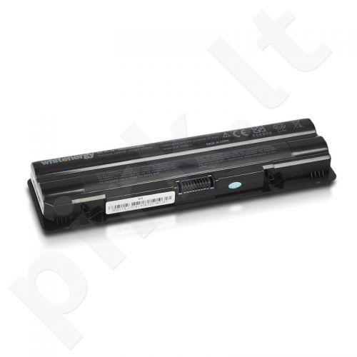Nešiojamo kompiuterio baterija Whitenergy Dell XPS 14 JWPHF 11.1V 4400mAh