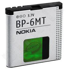 Nokia BP-6MT baterija juoda be pakuotės
