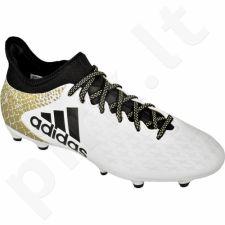 Futbolo bateliai Adidas  X 16.3 FG M AQ4321