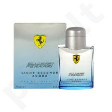 Ferrari Scuderia Ferrari Light Essence Acqua, EDT vyrams, 75ml