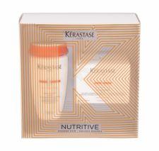 Kérastase Bain Satin 2 Irisome, Nutritive, rinkinys šampūnas moterims, (šampūnas 250 ml + plaukų kaukė 200 ml)