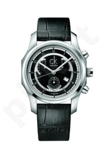 Laikrodis CK Calvin Klein K7731102 Biz Chrono Retrograde