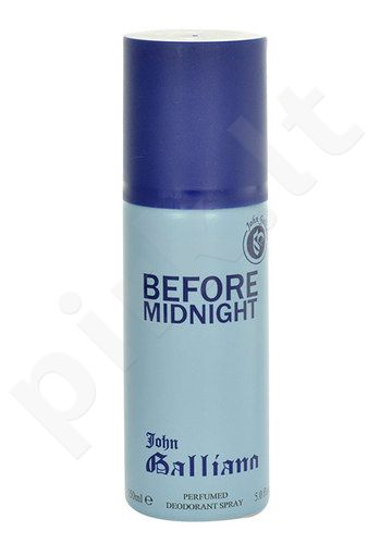 John Galliano Before Midnight, dezodorantas vyrams, 150ml