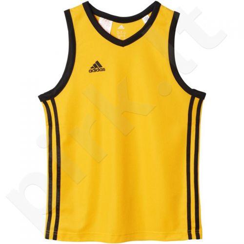 Marškinėliai krepšiniui Adidas Commander Shoot Junior G91754