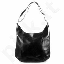 DAN-A T311 juoda rankinė odinė