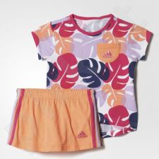 Komplektas Adidas Summer Beach Set Kids AJ7354