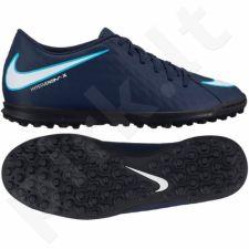 Futbolo bateliai  Nike HypervenomX Phade III TF M 852545-414