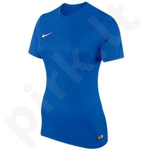 Marškinėliai treniruotėms Nike Park VI Jersey W 833058-480