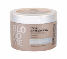 Schwarzkopf Blond Me, Tone Enhancing, plaukų kaukė moterims, 200ml, (Cool Blondes)