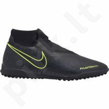 Futbolo bateliai  Nike Phantom VSN Academy DF TF M AO3269 007 juoda